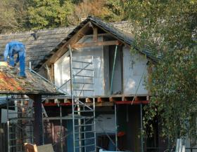Aanbouw woonhuis te Mechelen