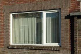 Nieuw raam